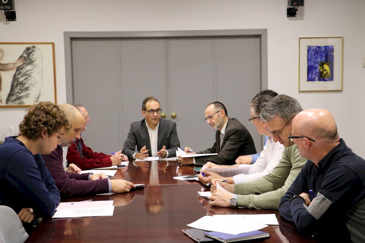 El Ayuntamiento de Quart de Poblet pone en marcha la Comisión de seguimiento de Prevención de Residuos